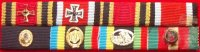 8 Place Bar with High Seas Fleet Badge